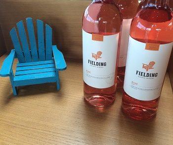 2015 rosé from Niagara's Fielding Estate is a great summer option..