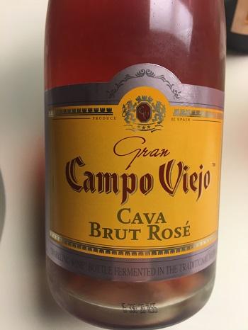 Campo Viejo Cava Brut Rosé