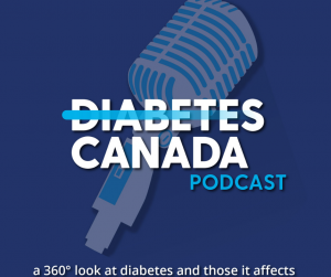 Diabetes Canada Podcast Logo