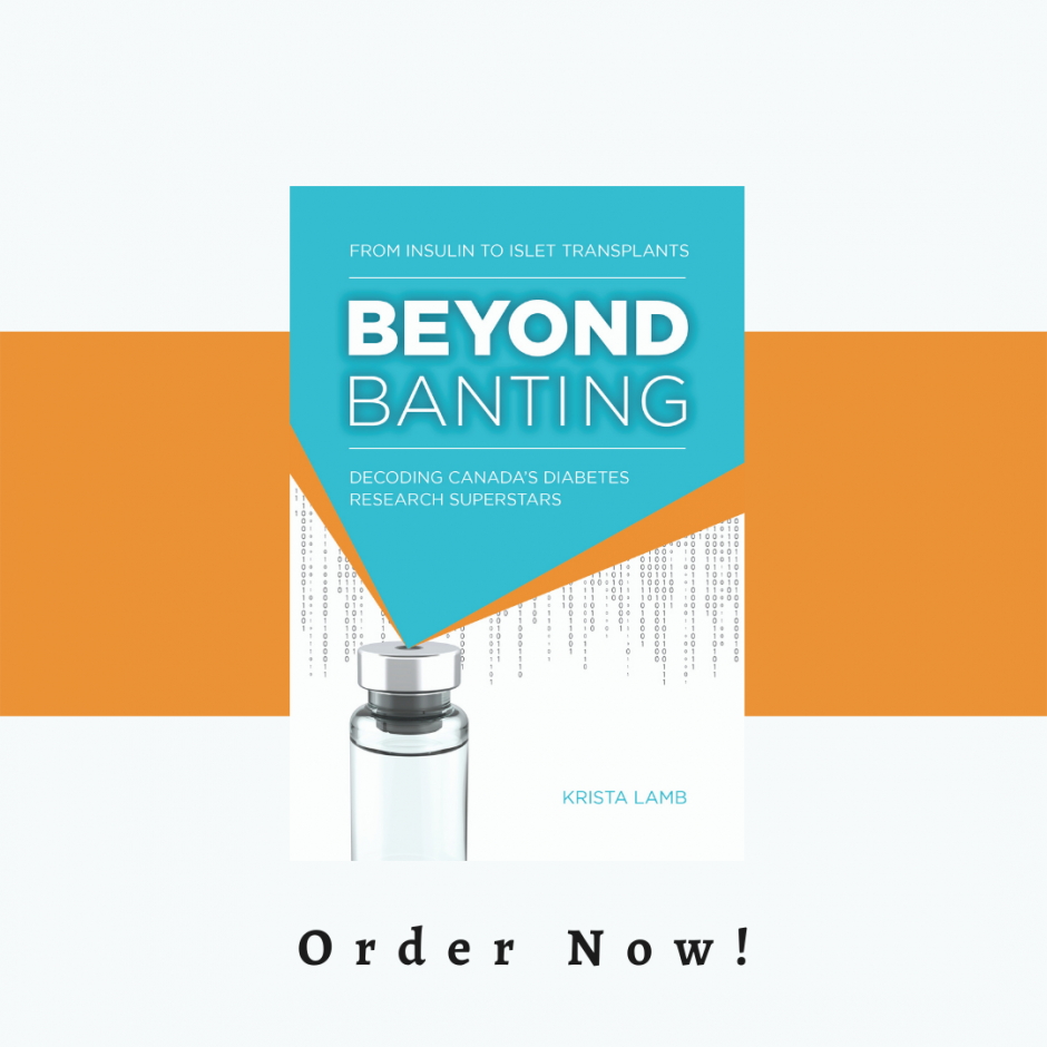 Beyond Banting Cover